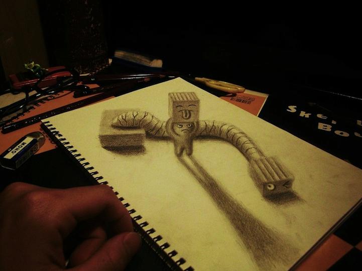 3D Illustrationss