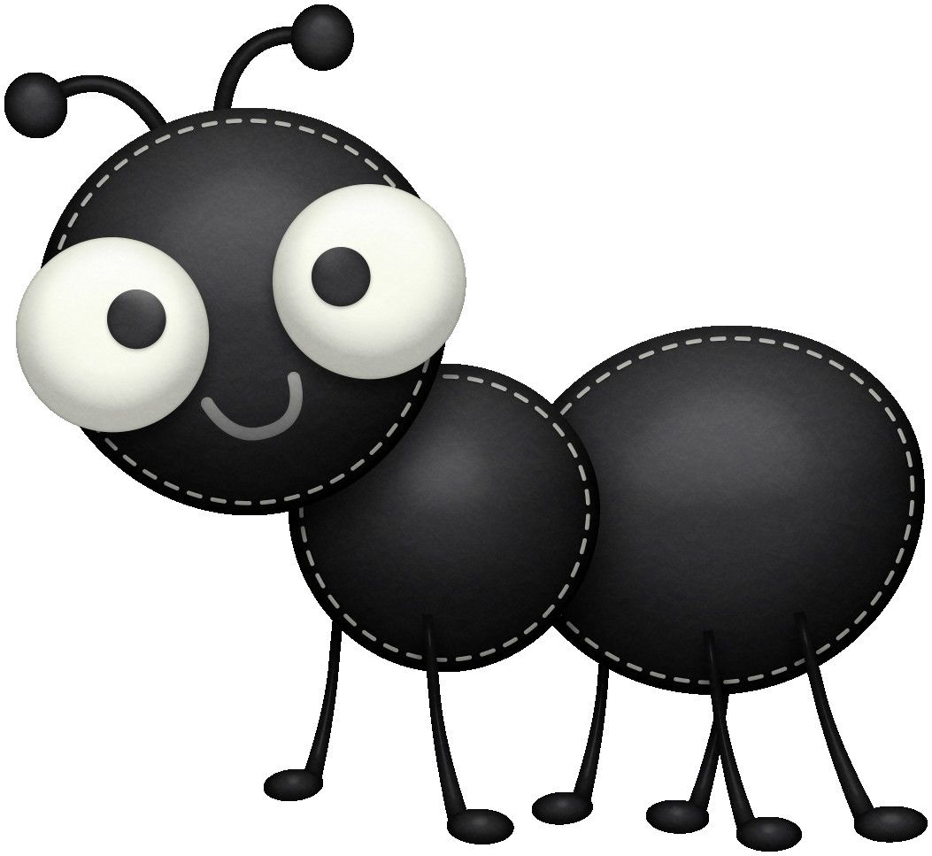 Image result for ant clipart cute | Five in a Row Charms ...