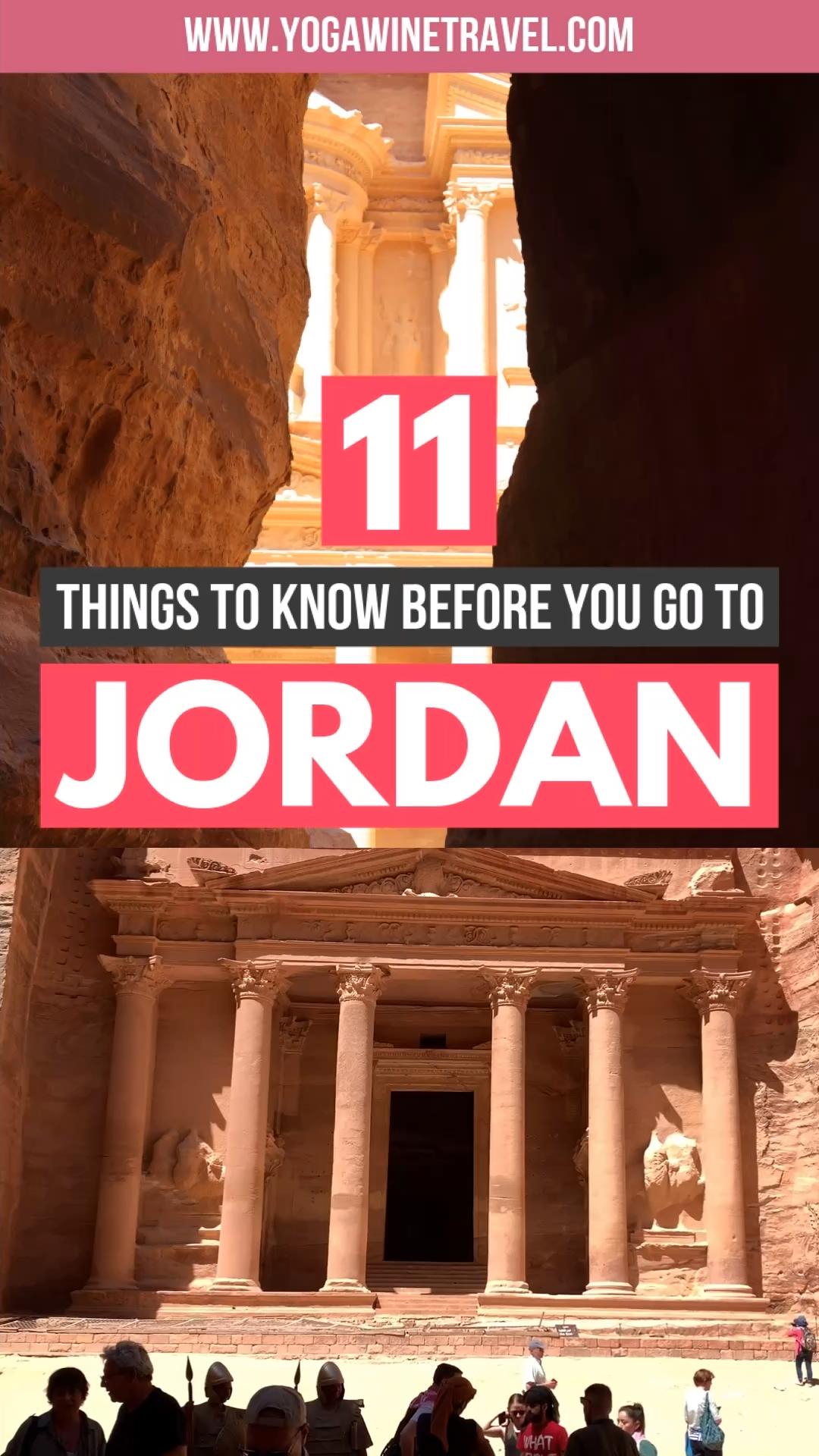 11 Things You Should Know Before You Travel to Jordan #traveltojordan