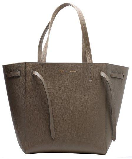 Celine Small Cabas Phantom Souris Handbag rr4wqd5