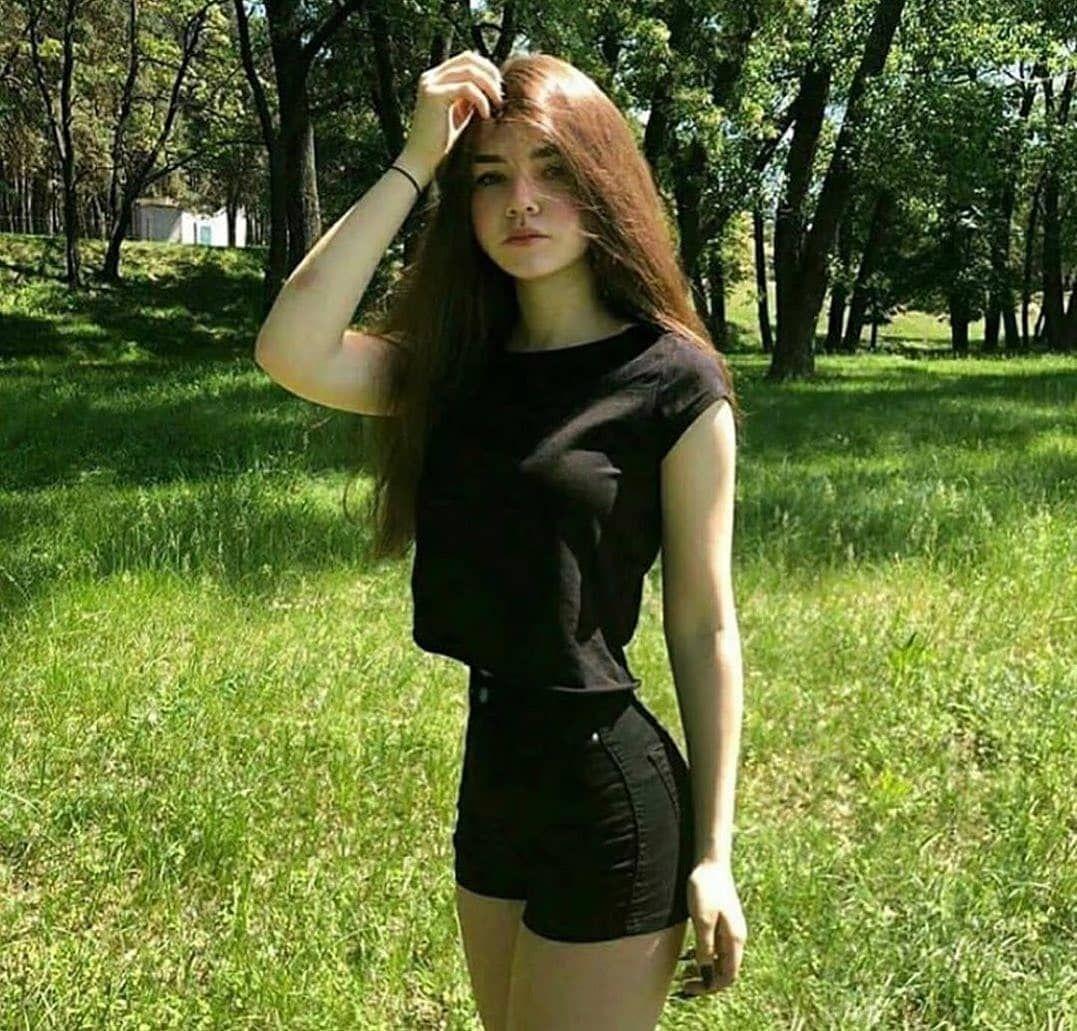 Mädchen Hübsche