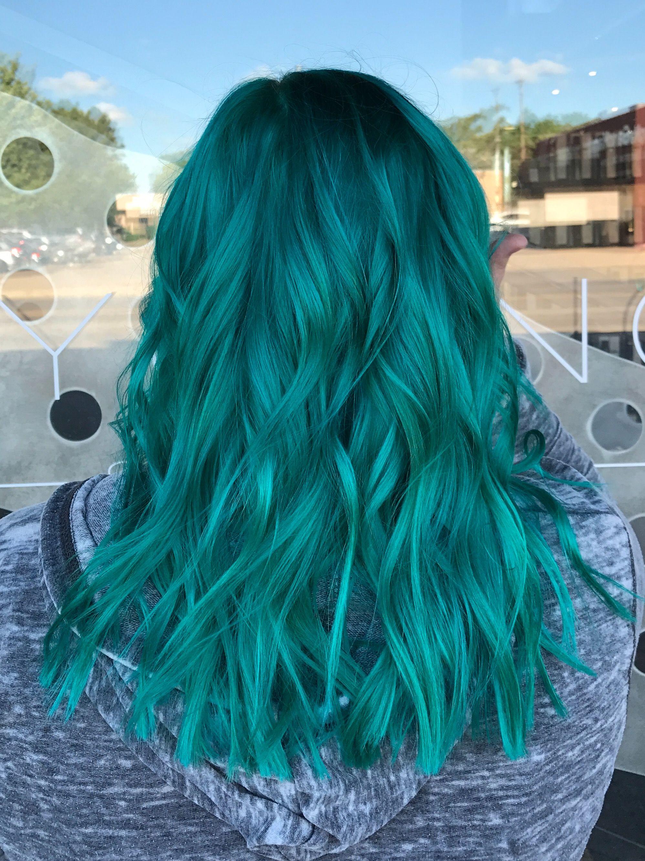 Turquoise Hair Blue Hair Color Light Blue Hair Color Light