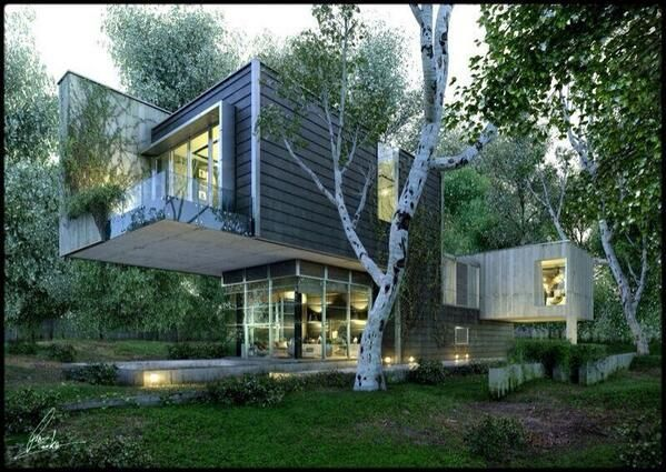 Love the colors and nature in this render beautiful