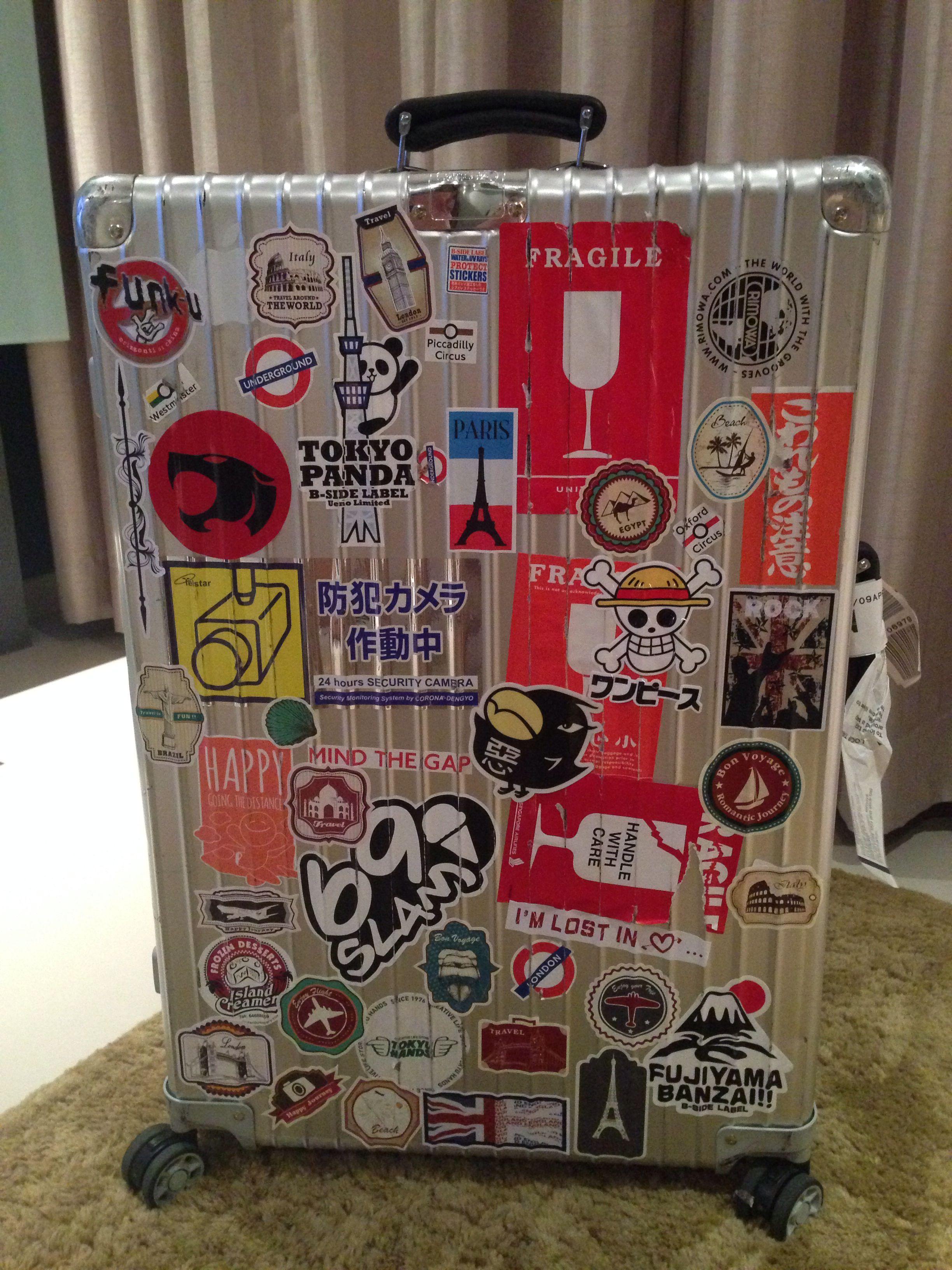 Rimowa flight | Rimowa | Pinterest | Rimowa, Luggage ...