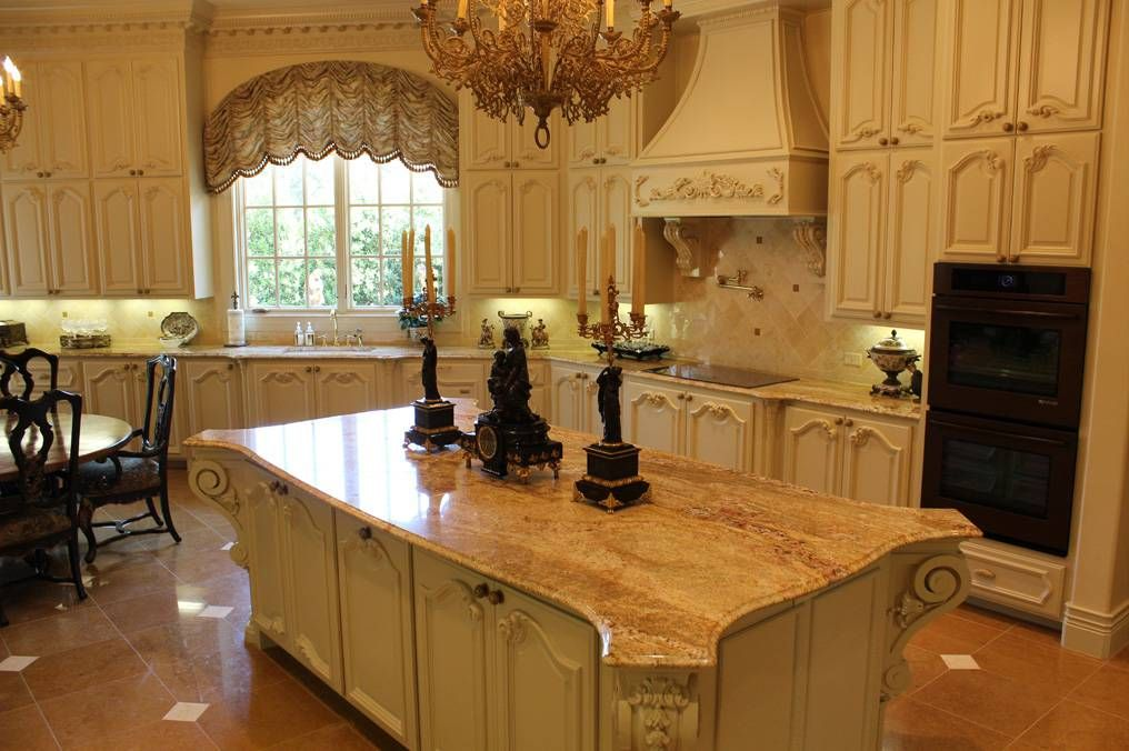 High Quality Cream Colored Cabinets