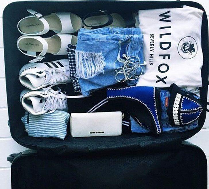 empacando