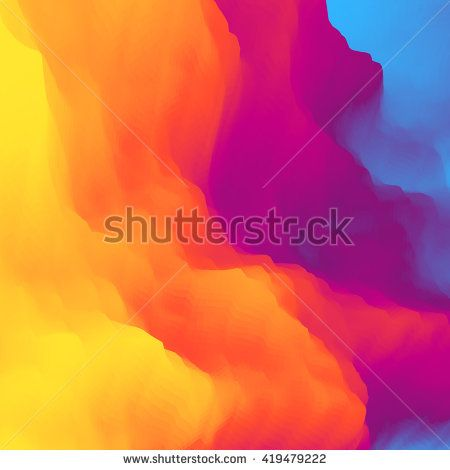 Colorful Abstract Background. Design Template. Modern Pattern. Vector Illustration. - Shutterstock Premier