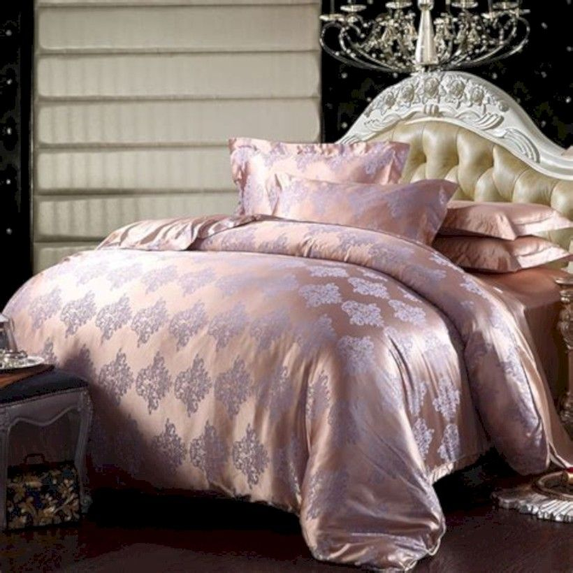 Popular 48 Elegant Silk Bed Sheet Color Ideas For fortable Sleep Picture - Unique best sheets for sleeping Lovely