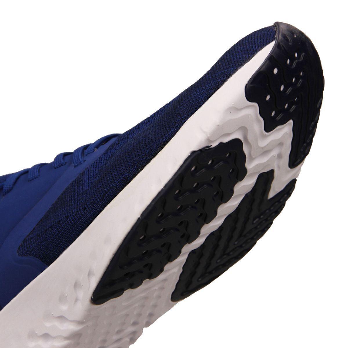 Training Running Sport Nike Nike Odyssey React 2 Flyknit M Ah1015 400 Shoes Blue Blue Shoes Nike Running Shoes