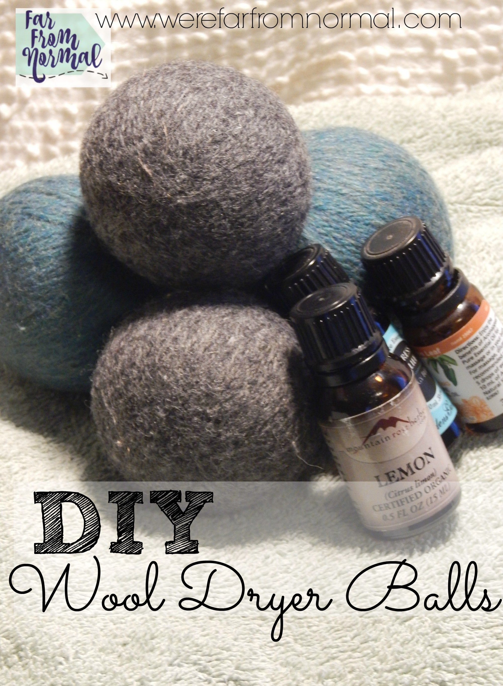 Diy Wool Dryer Balls Wool Dryer Balls Dryer Balls Natural
