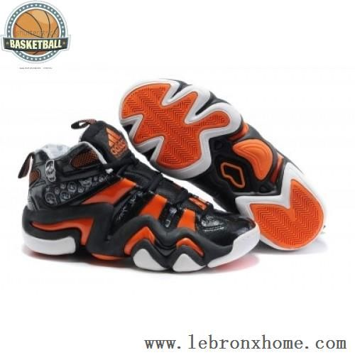 timeless design 1d40a f07bd Adidas Crazy 8 Kobe Bryant Black Orange Shoes