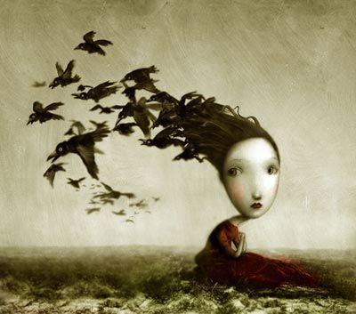 Crows, Nicoletta Ceccoli