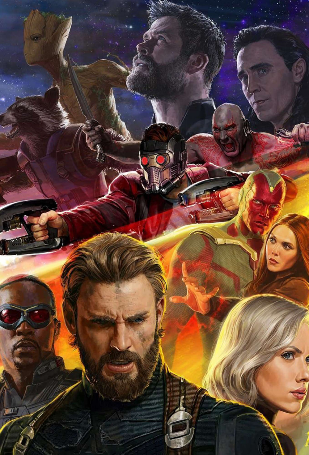 Awesome Textless Movie Poster Collection in 2020