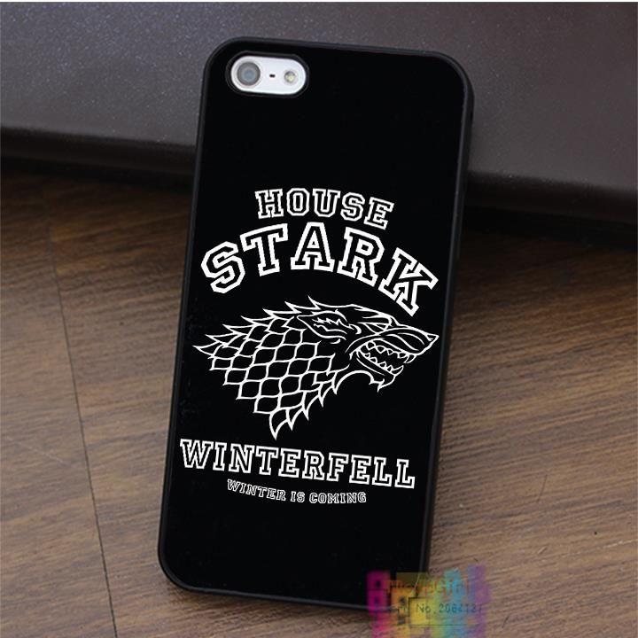 Game of Thrones Direwolf iphone case