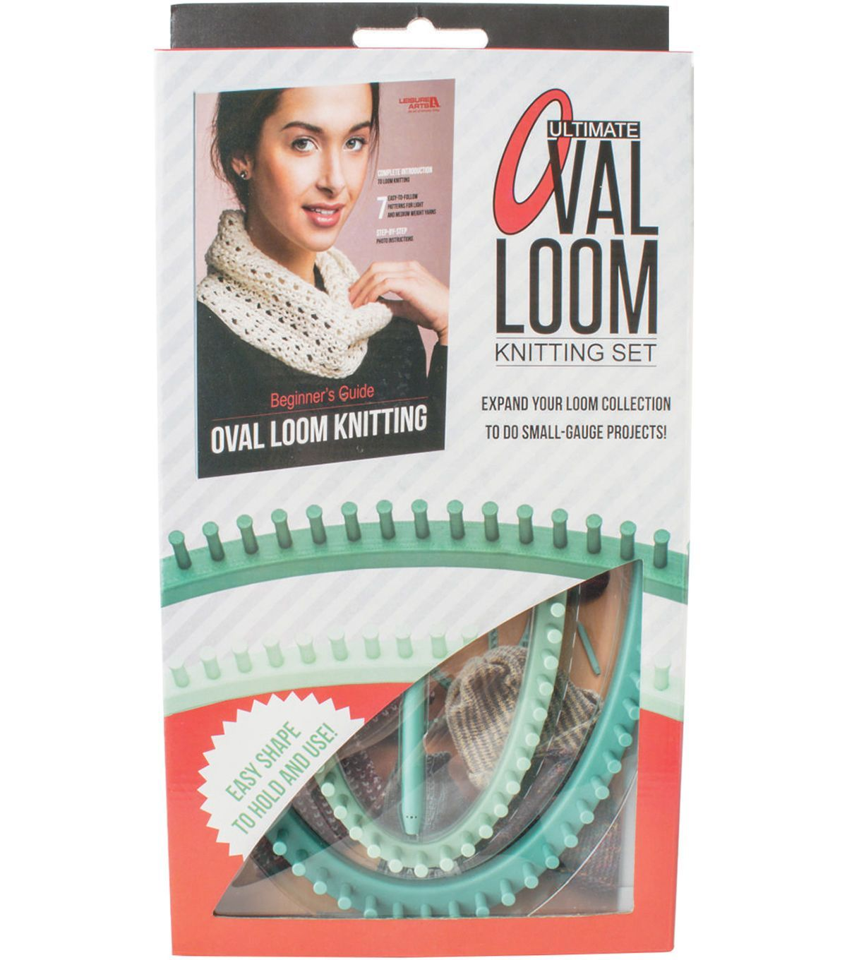 Ultimate Oval Loom Knitting Set For Beginners - Needle Arts at JOANN ...