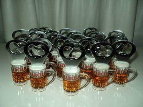 Abridor de Garrafa Personalizado para Festa Boteco -  http://www.elo7.com.br/abridor-de-garrafa-caneco-de-chopp/dp/2EA6F6