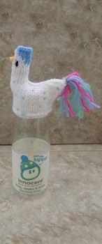 Innocent Smoothies Big Knit Hat Patterns - Hen, Cockerel ...