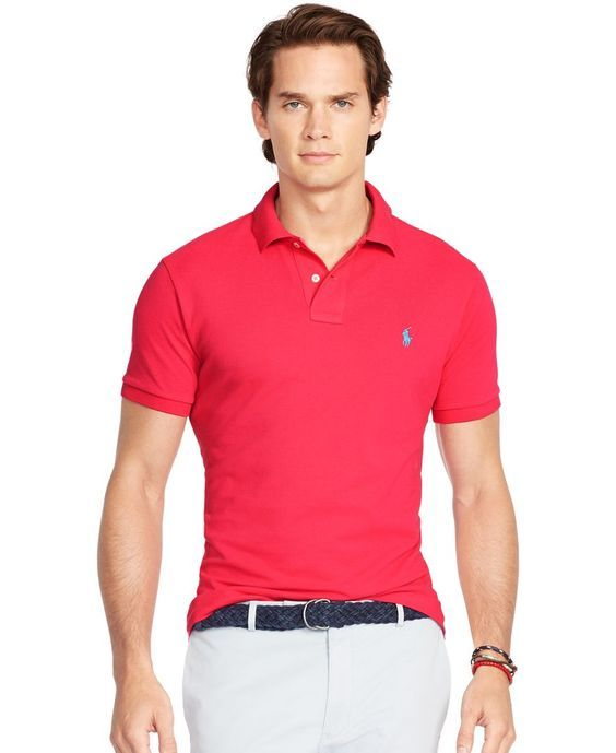 How a Good Polo Shirt Should Fit   Attire Club by F&F. Ralph Lauren ClothingPolo  Ralph LaurenMen's ...