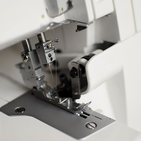 Serger Essentials Class At The Workroom In Toronto Sewing