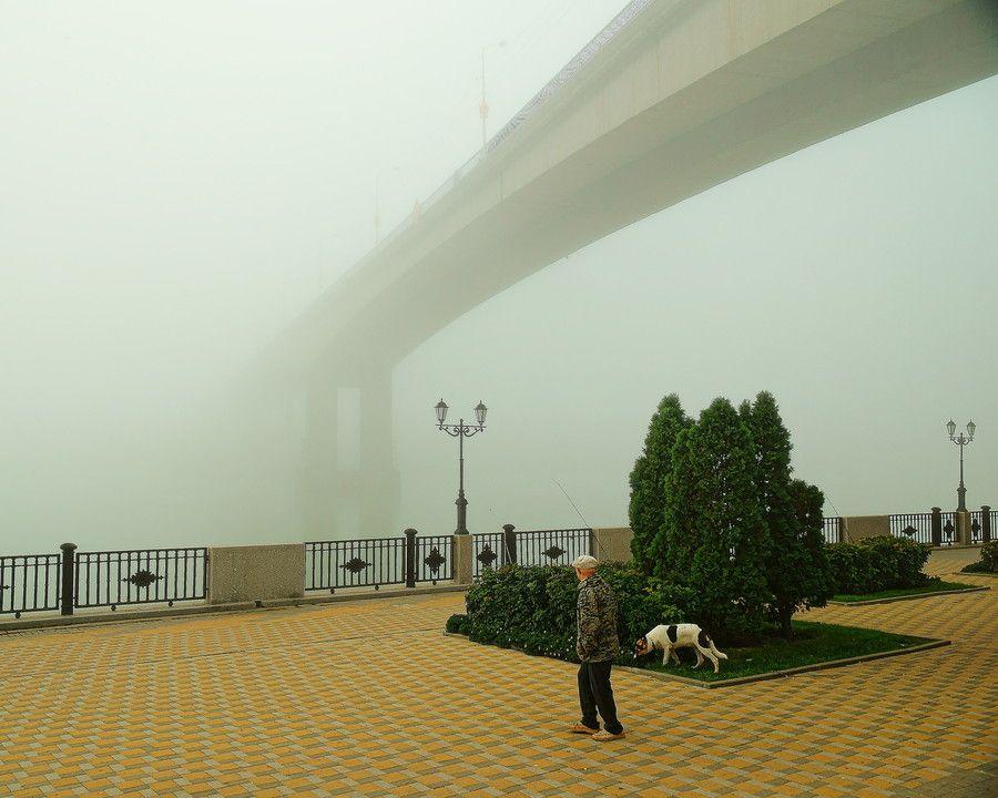Misty morning... by Grigory Nesvetaev on 500px