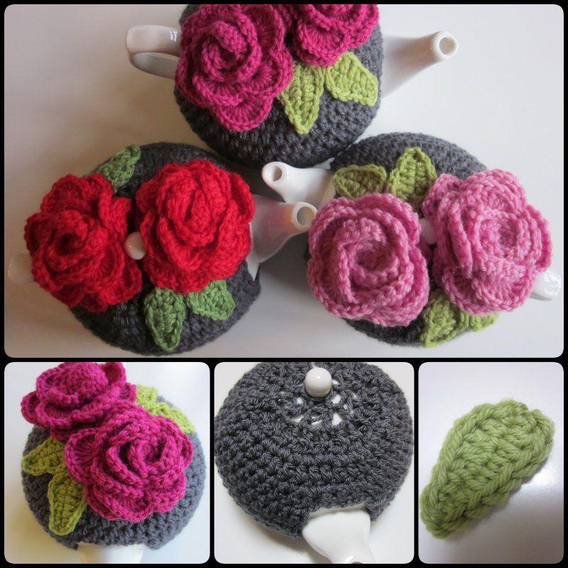 20+ Handmade Tea Cozy with Patterns | Teekannen behäkeln | Pinterest ...