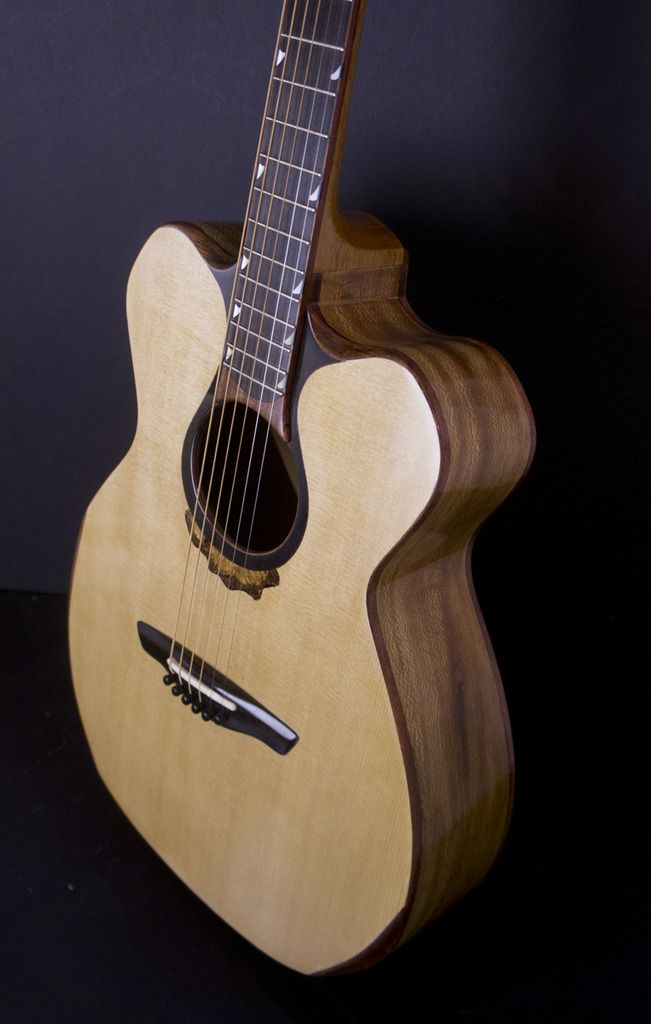 Sycamore And Old Sitka Build Finished Guitar Design Guitar Sitka