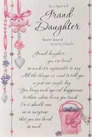 Image Result For Birthday Greetings For Facebook For Granddaughter Birthday Verses For Cards Birthday Verses Grandaughter Birthday Wishes