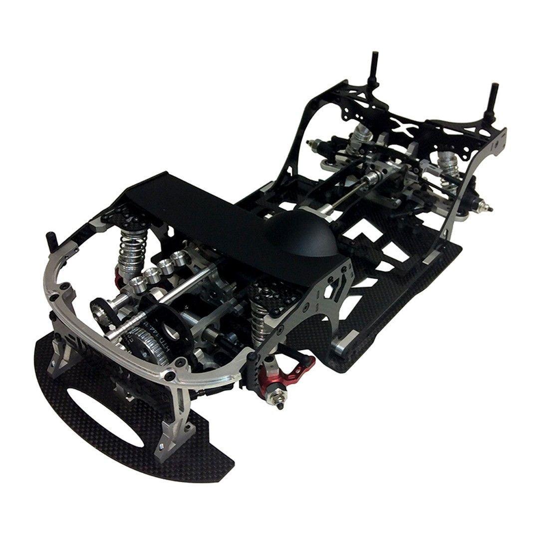 D9bkit D9 Bulldog 1 10 Front Engine Rc Drift Car Kit Rc Drift
