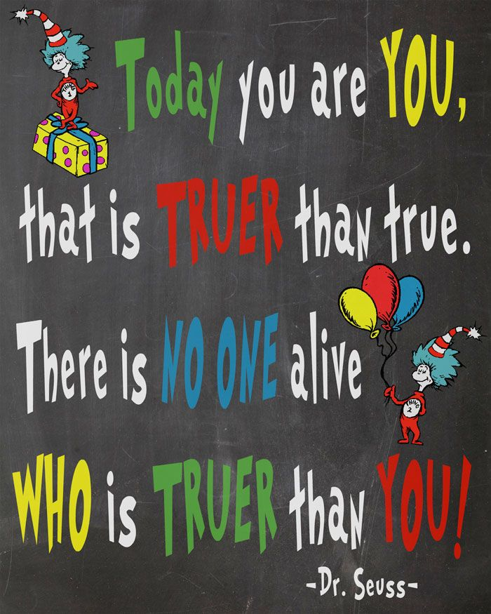 graphic regarding Dr Seuss Happy Birthday to You Printable named Pin upon dr. seuss