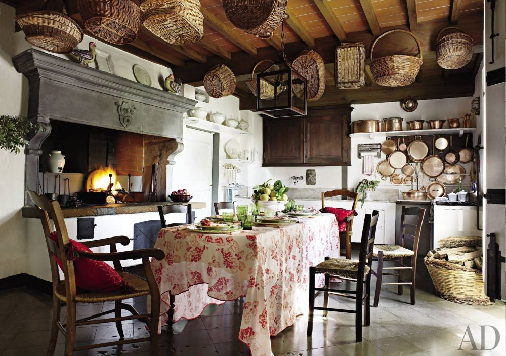 Rustic Kitchen by Dede Pratesi | AD DesignFile - Home Decorating ...