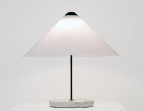 Snow Table Lamp Vico Magistretti 1973 Lamp Table Lamp Lighting