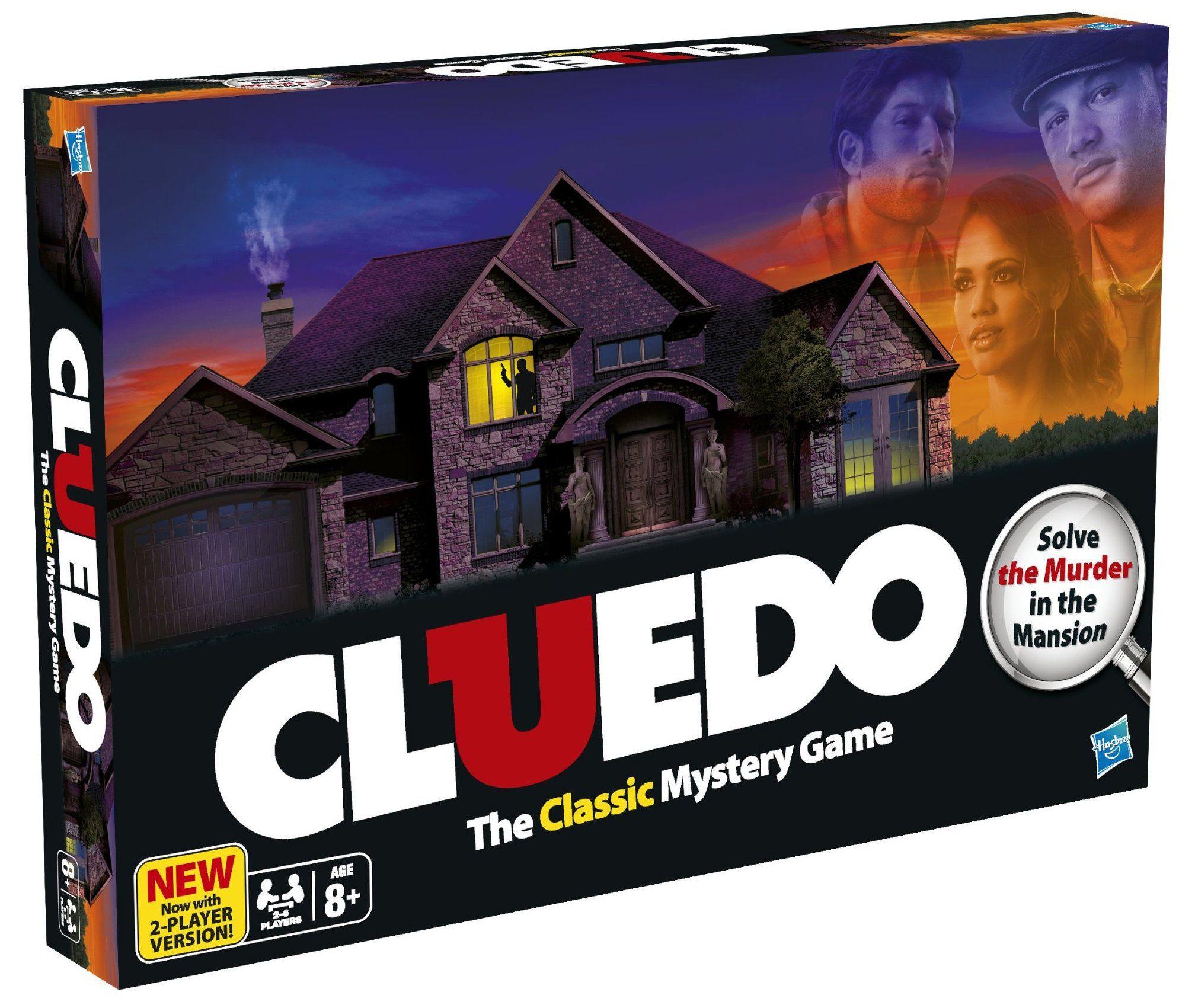 Cluedo Board Game Cluedo, Planches de jeu, Jeux detective