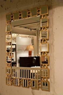 Twenty One Mirror Christopher Guy