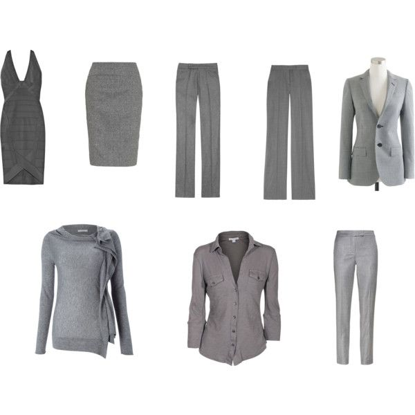 """""""TW Grays"""" by angstgirl on Polyvore"""