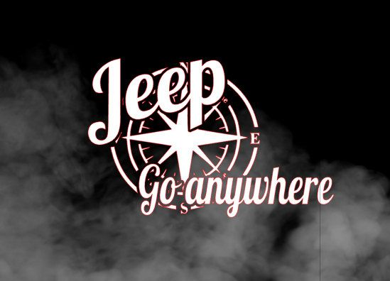 Jeep Go Anywhere Vinyl Decal Jeep Decal Car Decal Truck Decal - Jeep vinyls for yeti cups