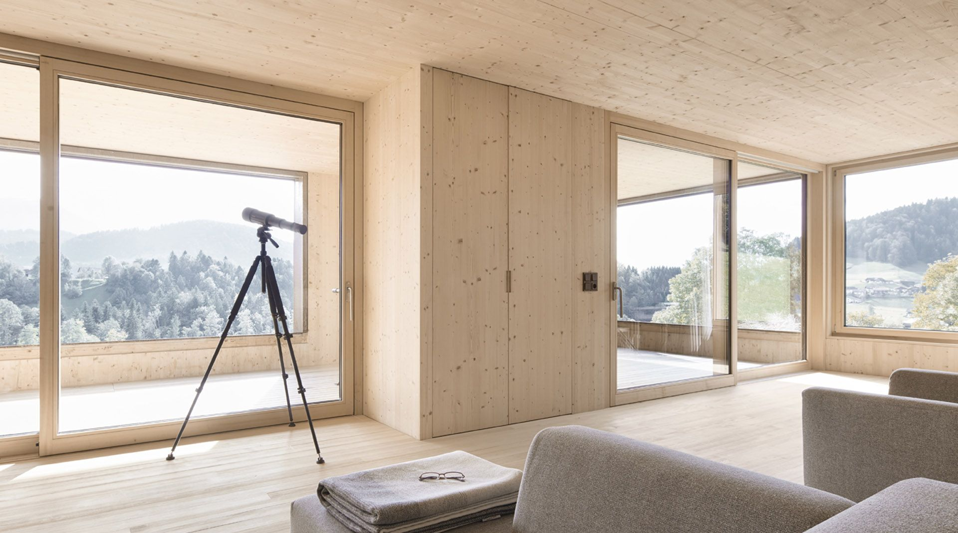 Cltarchitecture Cross Laminated Timber Clt House Timber House Interior Architecture Residential Interior