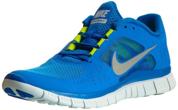 Amazon.com: Nike Free Run Soar Platinum Silver Mens Running 510642-401 (