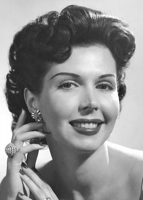 50s Hairstyles For Short Hair The Hairstyler Short Hair Styles 50s Hairstyles 1950s Hairstyles