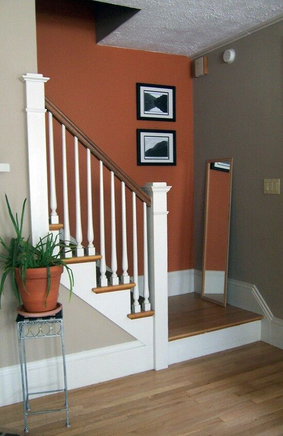 Bm Copper Mountain Accent Wall Paint In 2019 Accent