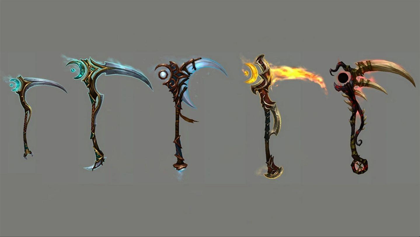 Artifact Resto Weapon Druid