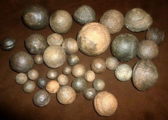 Moqui Marbles - Shaman Stones | minerals II | Pinterest | Marbles ...