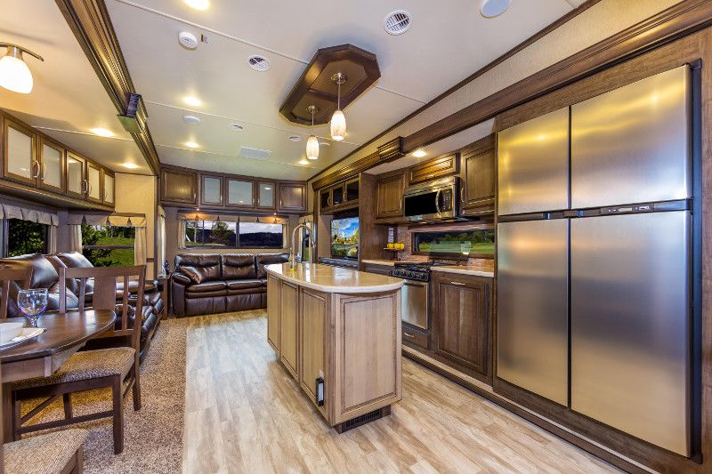 2018 Solitude 384gk 384gk R Rv Life Grand Design Rv