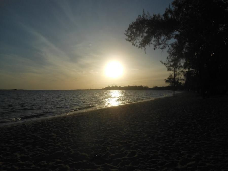 sunset - Praia Linda, São Pedro da Aldeia, Rio de Janeiro, Brazil. - Pixdaus