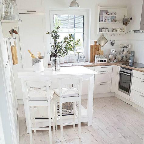 pin von p a auf wei e k che villa sternzauberliebe deko k che und haus ideen. Black Bedroom Furniture Sets. Home Design Ideas