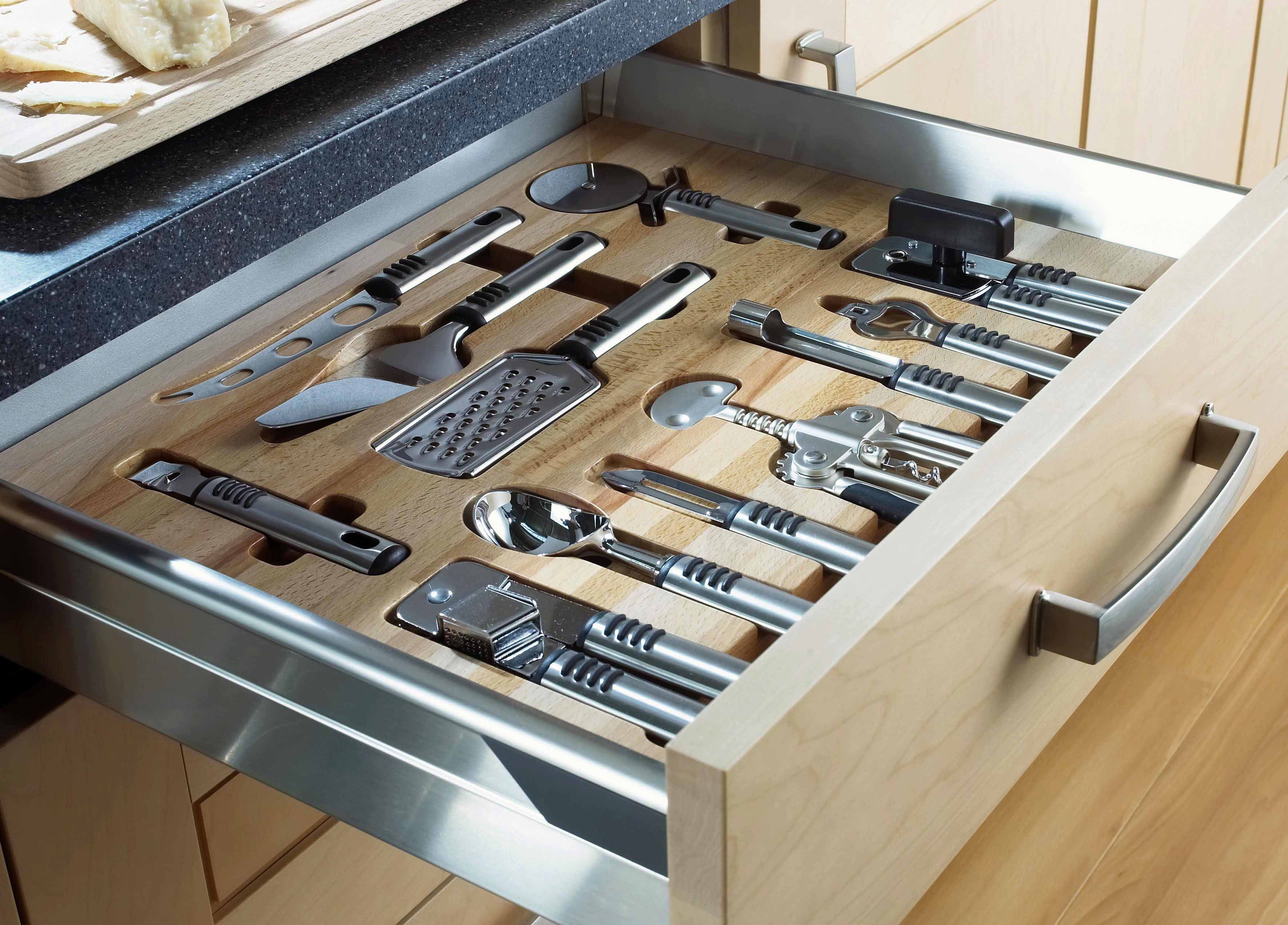 Alfa img - Showing > Kitchen Drawer Storage Solutions ...
