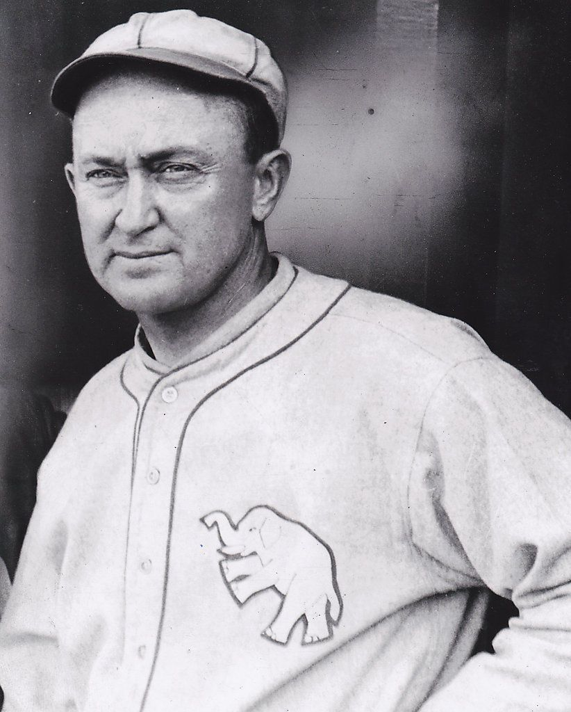 Ty Cobb Baseball Players Baseball Philadelphia Athletics