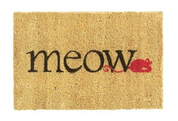 """""""Meow"""" Mat"""