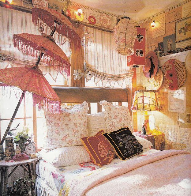 Babylon Sisters Bohemian Style Bedrooms Bohemian Style Bedroom