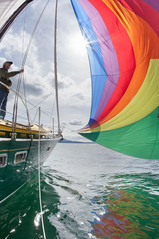 Sail And Savour Washington S San Juan Islands: Sailing On The Nawalk, Emerald Isle Sailing Charters, San