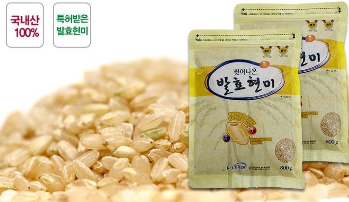 [투베쇼핑] 부드러운 맛! 씻어나온 발효현미 http://i.wik.im/76297